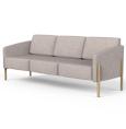 Pax Sofa w/Wood Legs